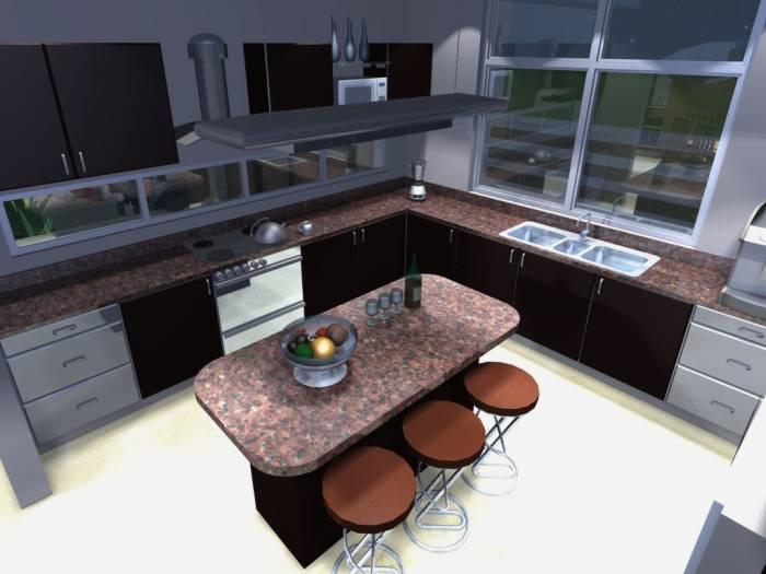 Encimeras de cocina en madrid marmolistas en madrid - Encimera marmol cocina ...